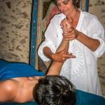 Parenthèse Bien-être : massage