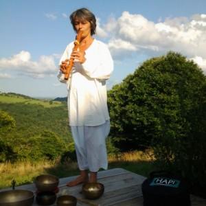 Parenthese Bien-être : flûte