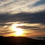 Parenthèse Bien-Etre : soleil couchant