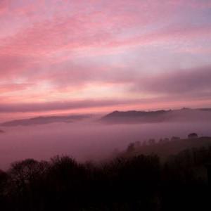 Parenthèse Bien-Etre : Mer de nuages roses